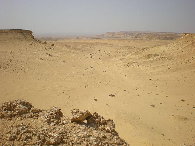 Zdjęcia: --, Depresja Qattara, Depresja Qattara, EGIPT