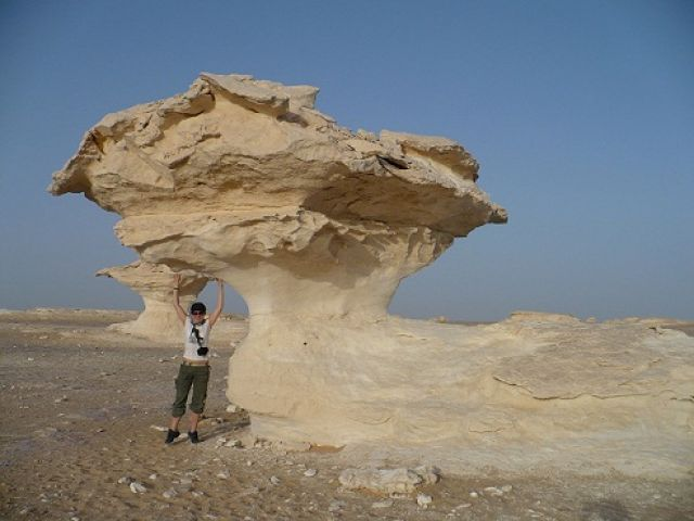 Zdjęcia: White Desert, EGIPT