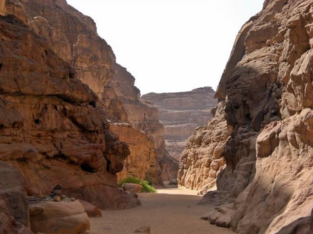 Zdjęcia: Nuwajba, -Synaj południowy, Kolorowy Kanion, EGIPT