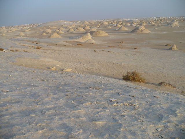Zdjęcia: White desert cd., EGIPT