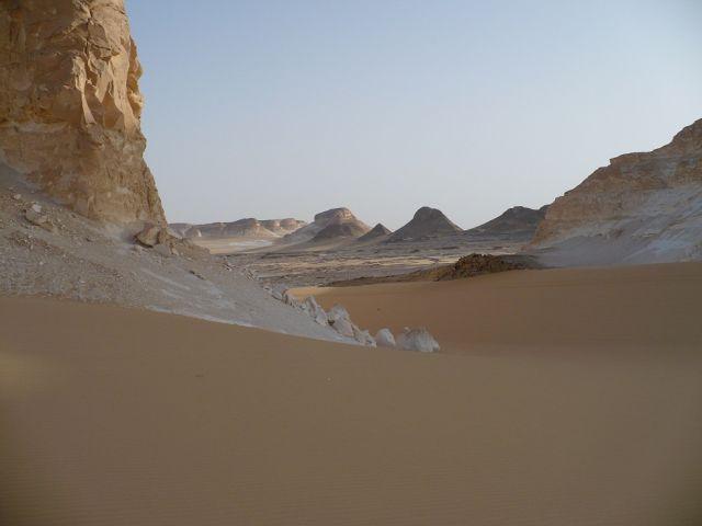 Zdjęcia: White desert cd.., EGIPT