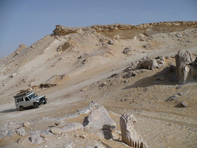 Zdjęcia: Crystal Mountain, EGIPT