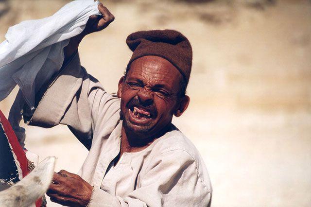 Zdjęcia: Sakkara, smile..., EGIPT