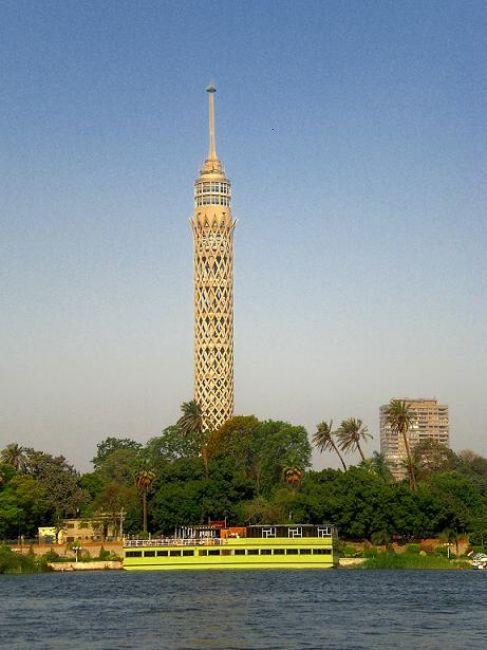 Zdjęcia: Kair, Tower, EGIPT