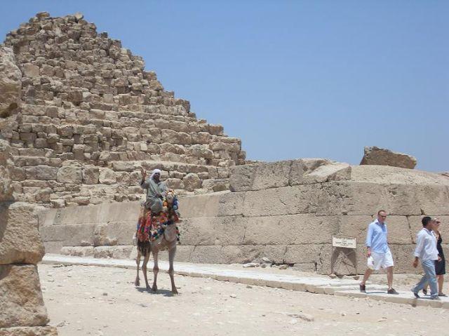Zdjęcia: Giza, Środek lokomocji..., EGIPT