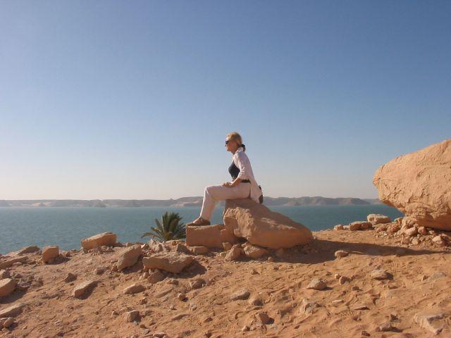 Zdjęcia: Abu Simbel, Jezioro Nassera, EGIPT