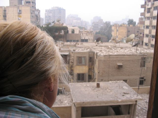 Zdjęcia: Kair, Kairska brzydota, EGIPT