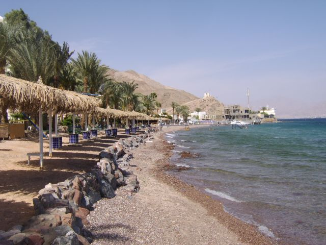 Zdjęcia: Plaża, Taba, Plaża, EGIPT