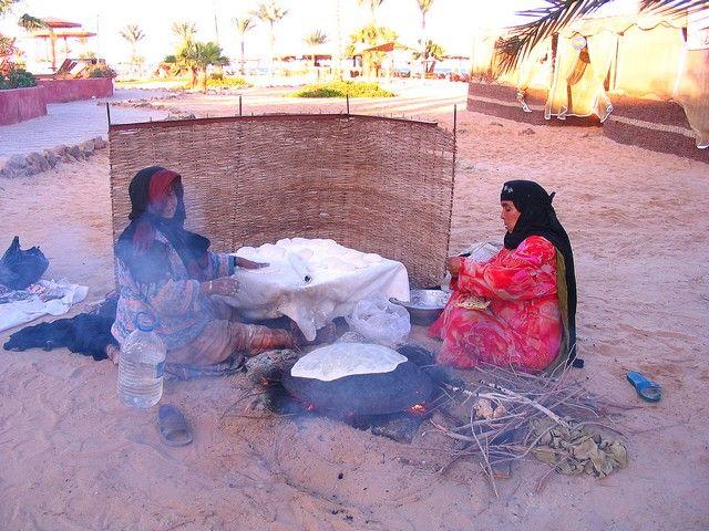 Zdjęcia:  Nuwejba, Półwysep Synaj, piekarnia ..., EGIPT