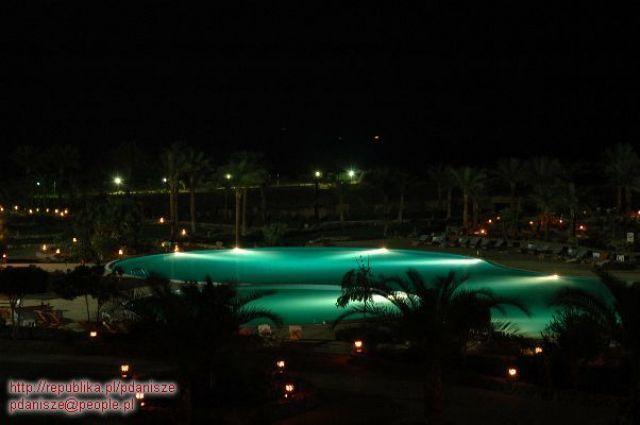 Zdjęcia: Taba, Taba, Widok na basen, EGIPT