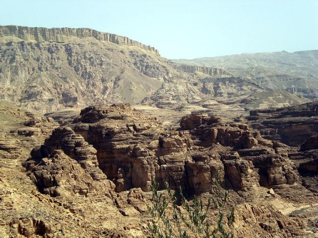Zdjęcia: Okolice Nueiby, Synaj, Kolorowy Kanion, EGIPT