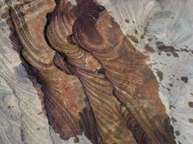 Zdjęcia: Kolorowy Kanion, Synaj , Sama natura, EGIPT