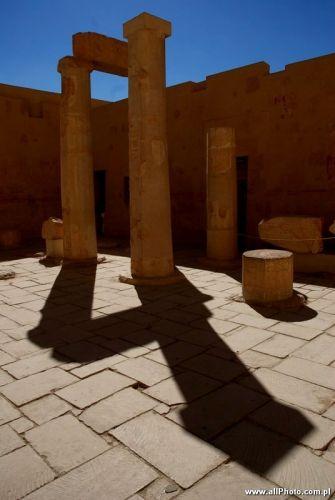 Zdjęcia: Luxor, Dajr al-Bahri, EGIPT