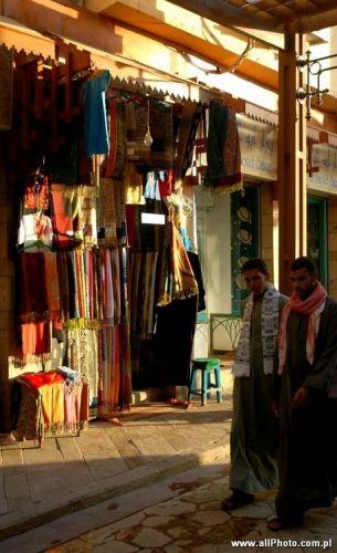 Zdj�cia: Luxor, Szari Al-Souk, Luxor, EGIPT