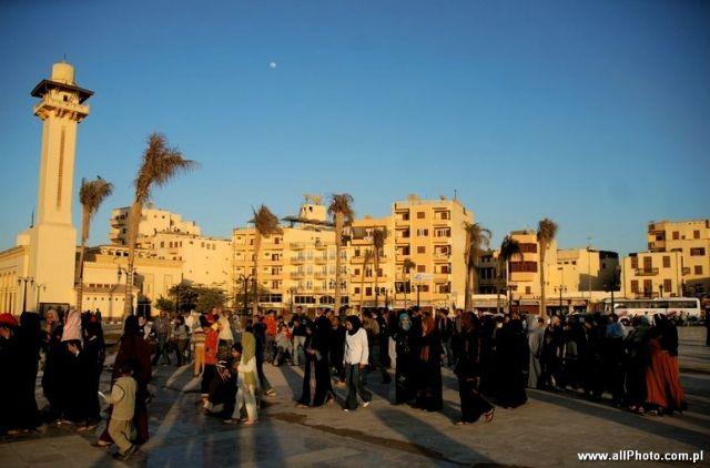 Zdjęcia: Luxor, on the way to Abu al-Haggaga Mosque, Luxor, EGIPT