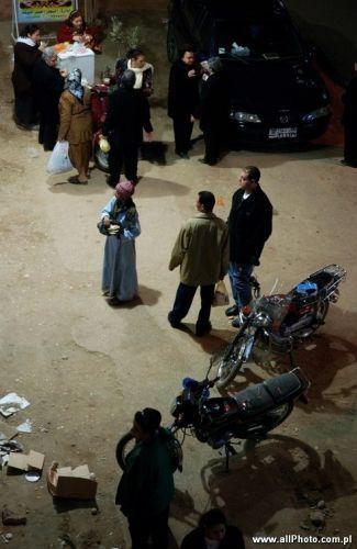 Zdjęcia: Luxor, Szari Jesuf Hasan, EGIPT