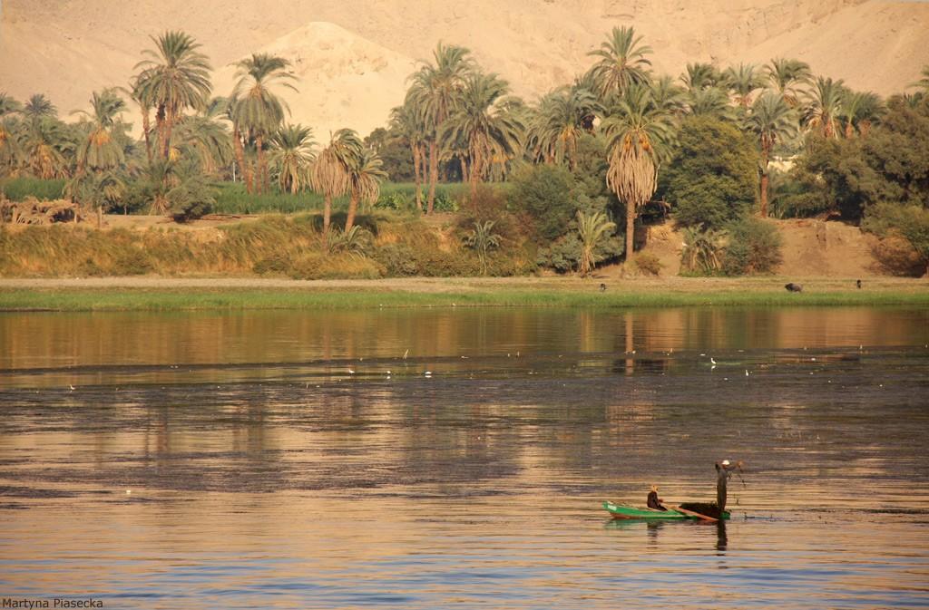 Zdjęcia: Nil, Konkurs, EGIPT