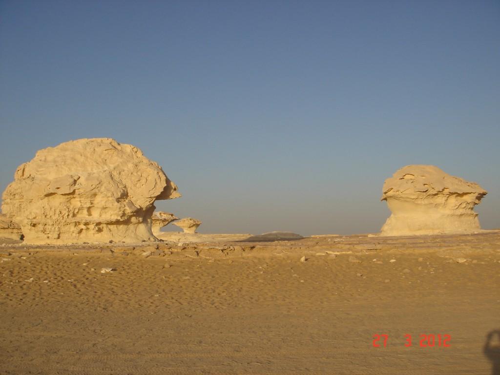 Zdjęcia: Biała Pustynia, Bawiti, Biała Pustynia, EGIPT