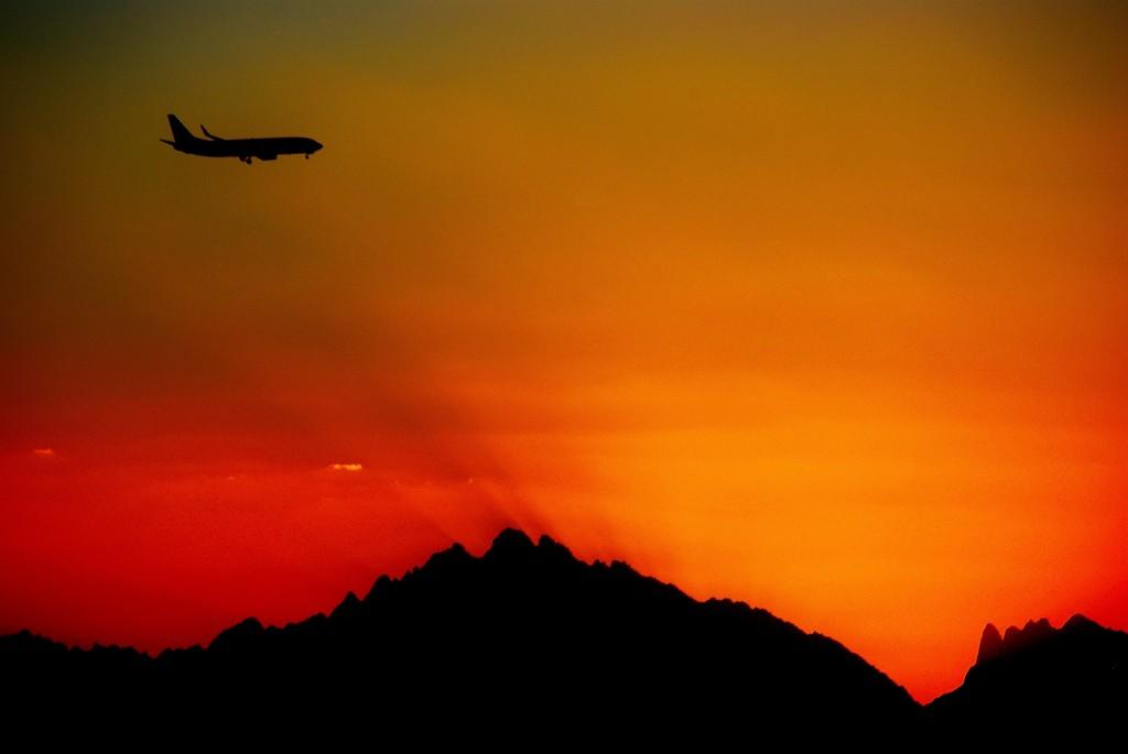 Zdjęcia: Hurghada, Hurghada, O zachodzie słńca, EGIPT
