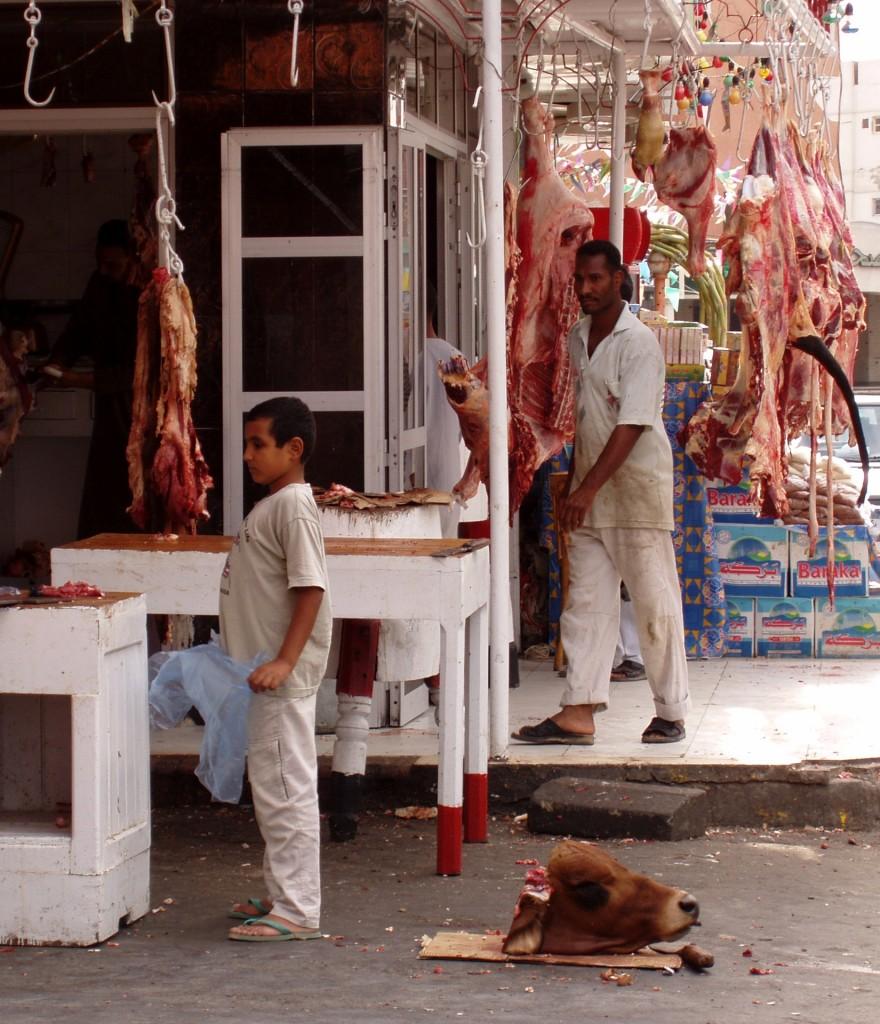 Zdjęcia: Kair, Kair, Kup mi głowę krowy, EGIPT