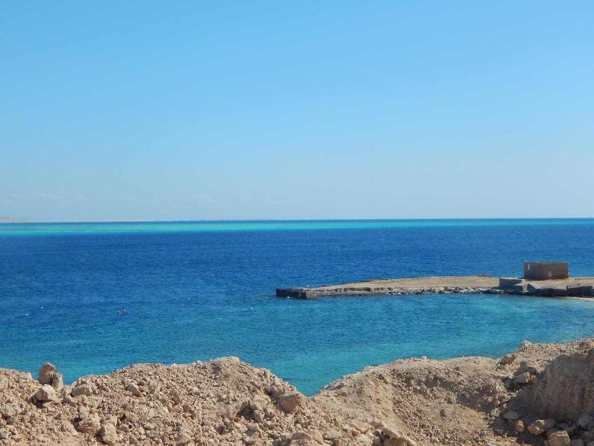 Zdjęcia: Morze czarne, Hurghada, Morze czerwone, EGIPT