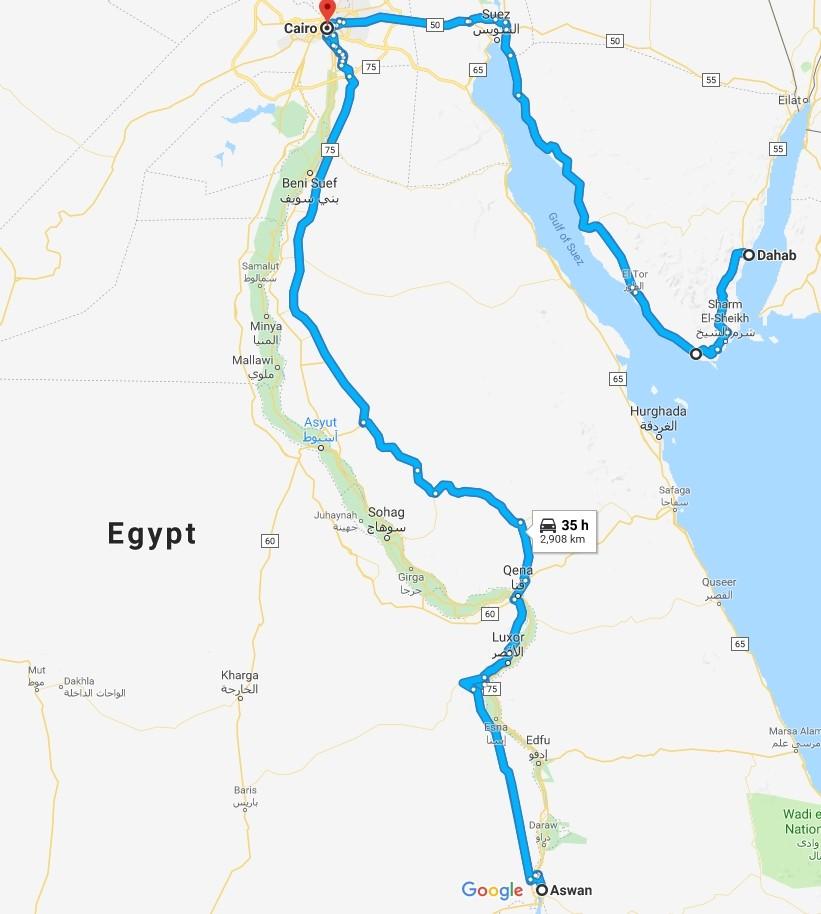 Zdjęcia: Kair,   Afryka, Kaid dahab Aswan, EGIPT