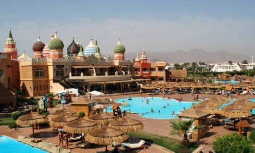 Zdjecie EGIPT / Synaj / Hadaba / Aqua Park
