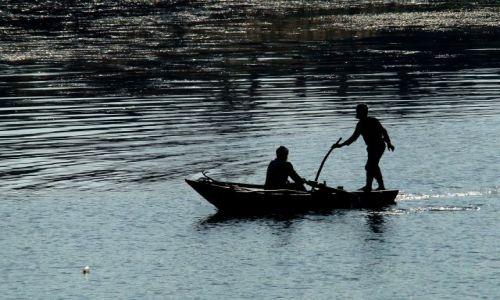 Zdjęcie EGIPT / - / Nil / Na Nilu