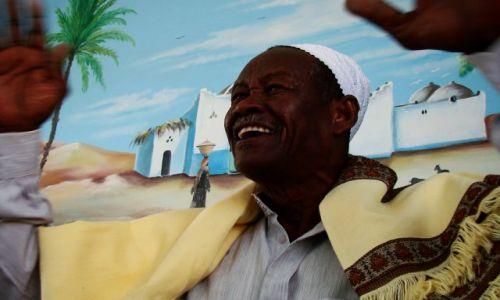 Zdjecie EGIPT / - / Wioska nubijska / Nubijski nauczyciel