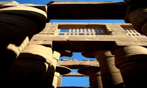Zdjęcie EGIPT / - / Egipt / Karnak