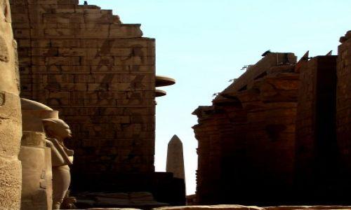 Zdjecie EGIPT / - / Karnak / Karnak