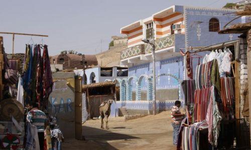 Zdjecie EGIPT / - / Asuan - okolice - wioska Nubijska / egipt 2010