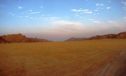 EGIPT / brak / oaza / Sahara