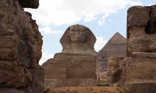 Zdjecie EGIPT / - / Giza / Wieczny