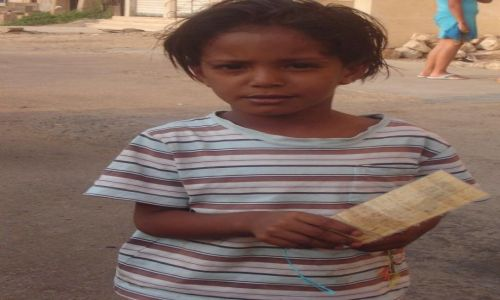 Zdjecie EGIPT / Luksor / Ulica Luksoru / Konkurs