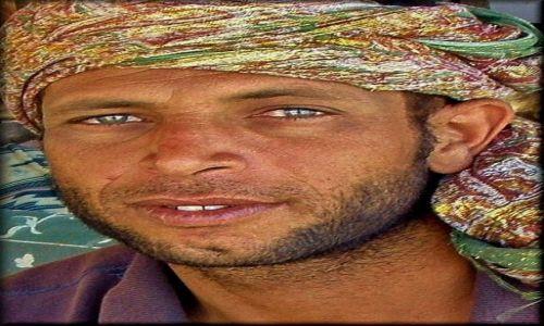 Zdjęcie EGIPT / Synaj / Taba / KONKURS: Niebieskooki z Taby