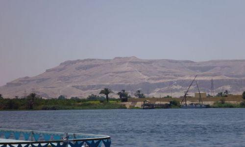 Zdjęcie EGIPT / - / okolice Luksoru / Nad Nilem