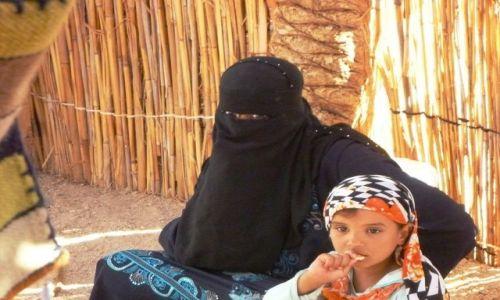 Zdjecie EGIPT / - / Pustynia wschodnia / Beduinki