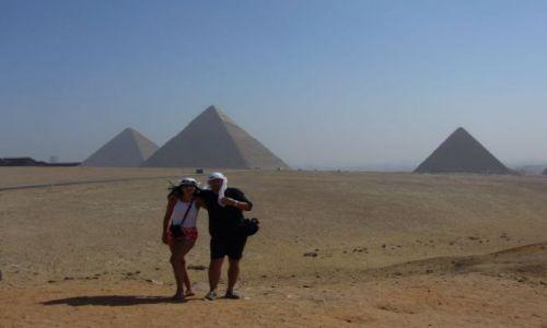 Zdjęcie EGIPT / - / Giza / egipskie marzenia