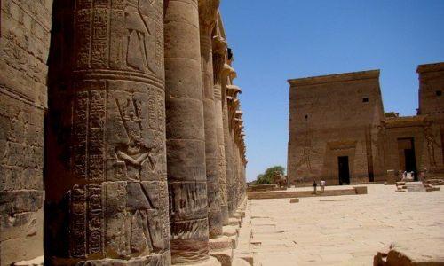 Zdjęcie EGIPT / Asuan / File / Philae