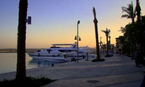Zdjęcie EGIPT / Marsa el Alam / Port Ghalib / Port Ghalib - Marina
