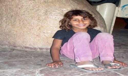 Zdjęcie EGIPT / Synaj / Sharm el Sheikh / Dziewczynka