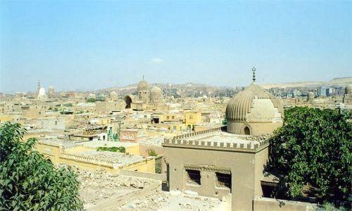 Zdjecie EGIPT / brak / Kair / Miasto żywych i umarłych