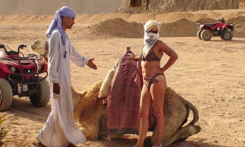 Zdjecie EGIPT / Gdzieś na południu / Pustynna Burza / Czas na przerywnik