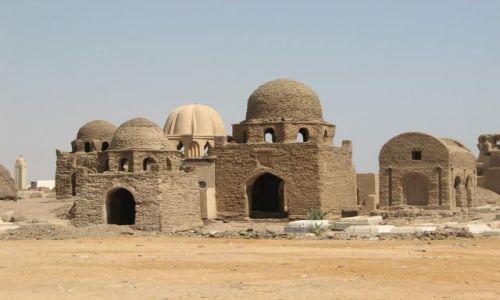 Zdjęcie EGIPT / Assuan / Assaun / cmentarzysko