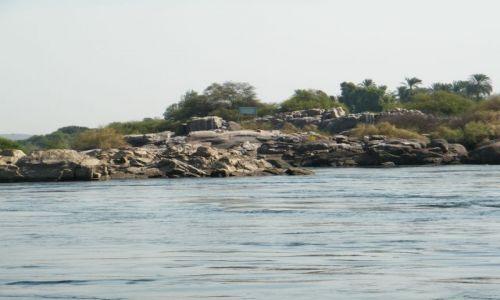 Zdjecie EGIPT / - / Nil / Pierwsza Katara