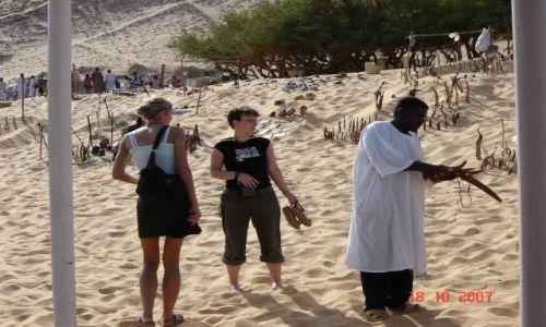 EGIPT / - / Assuan / W drodze do wioski nubijskiej
