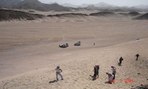Zdjecie EGIPT / - / Hurghada / Pustynia Wschodnia