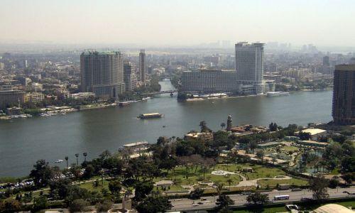 EGIPT / - / Kair / Nil