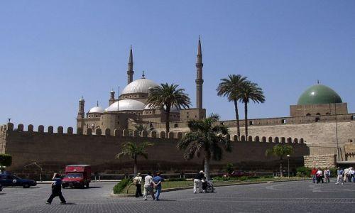 Zdjecie EGIPT / - / Kair / Cytadela